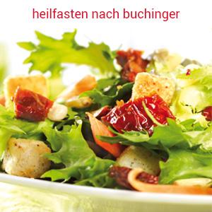 Heilfasten nach Buchinger